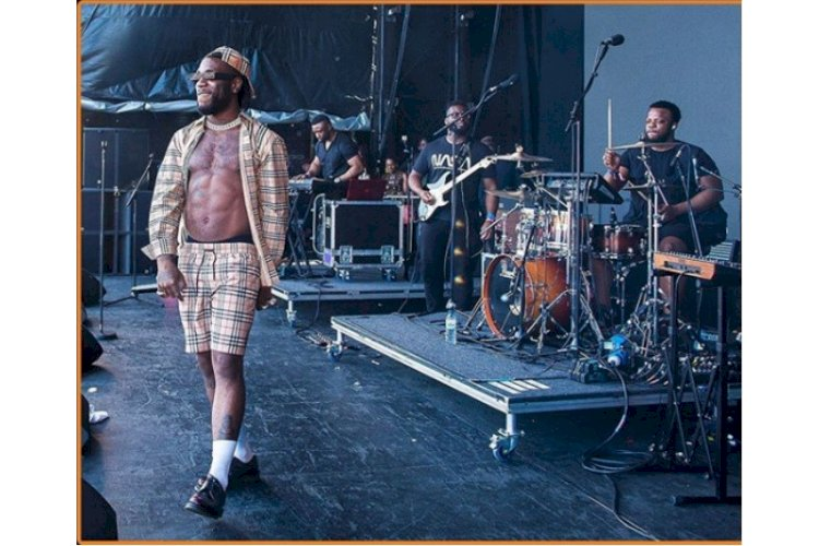 BURNA BOY IS ABOUT TO BECOME THE BIGGEST ARTIST IN AFRICA