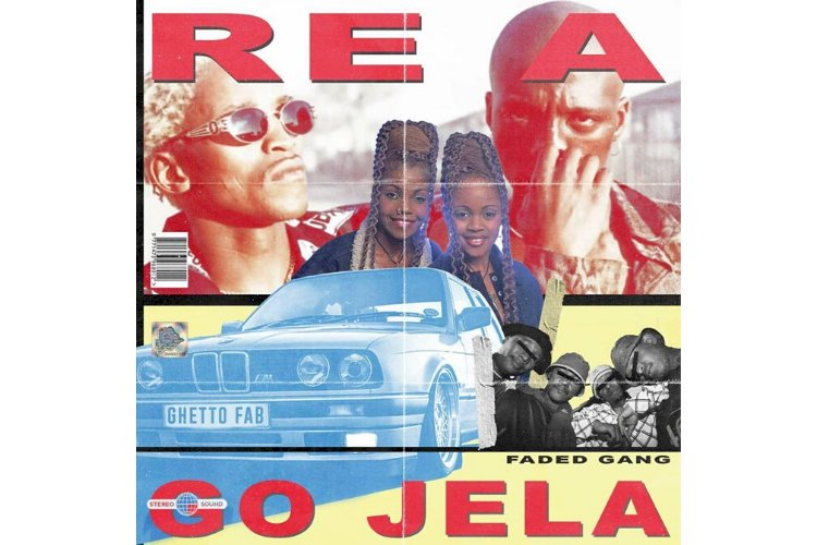 FADED GANG IS BIG BACK WITH ''RE A GO JELA''