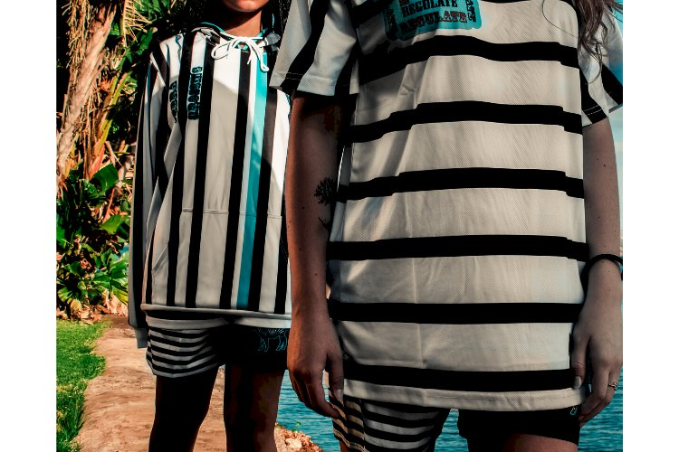 REGULATE DROPS THEIR ''ZEBRA CROSSING'' COLLECTION