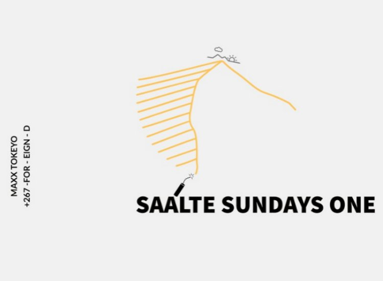 STREAM MAXX TOKEYO'S COMPILATION PROJECT ''SAALTE SUNDAYS, VOL 1''